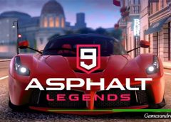 Games Android Asphalt 9 Legends