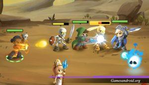 Games Android Battleheart 2