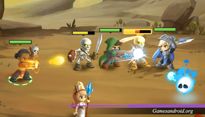 Games Android Battleheart 2