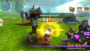 Games Android Order & Chaos 2