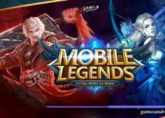 Games android Mobile Legends Bang Bang