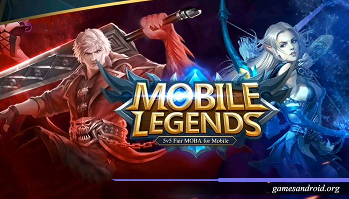 Games android Mobile Legends Bang Bang