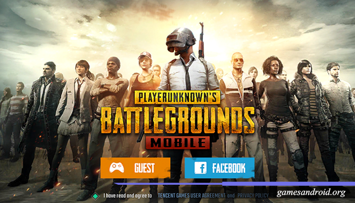 Games android PUBG Mobile
