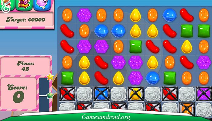Games Android Candy Crush Saga