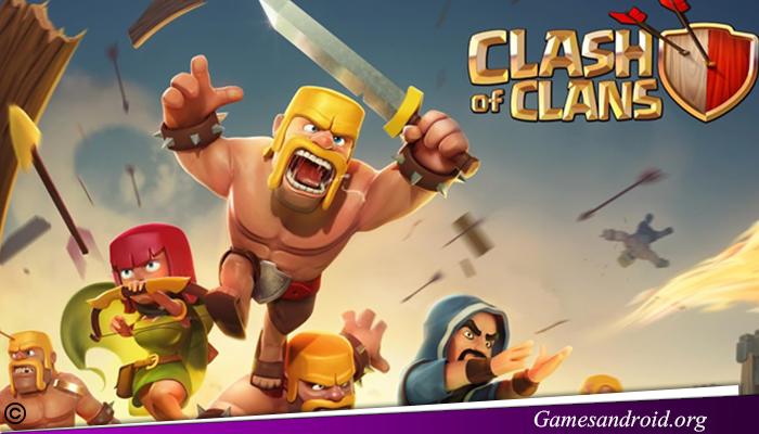 Games Android Clash of Clans