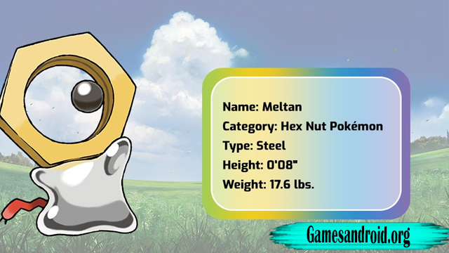 Pokemon Meltan Hadir Di Pokemon GO