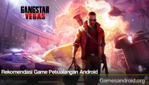 Rekomendasi Game Petualangan Android
