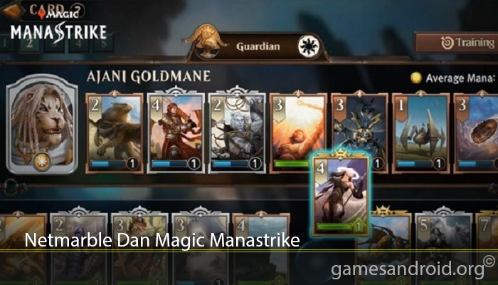 Netmarble Dan Magic Manastrike