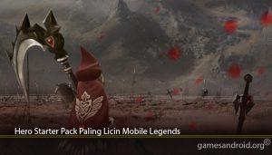 Hero Starter Pack Paling Licin Mobile Legends