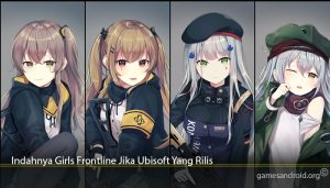 Indahnya Girls Frontline Jika Ubisoft Yang Rilis