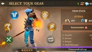 Games Android Dungeon Hunter 5