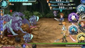 Games Android Final Fantasy Brave Exvius