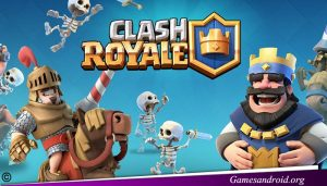 Games Android Clash Royale