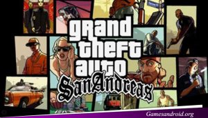 Games Android Grand Theft Auto San Andreas
