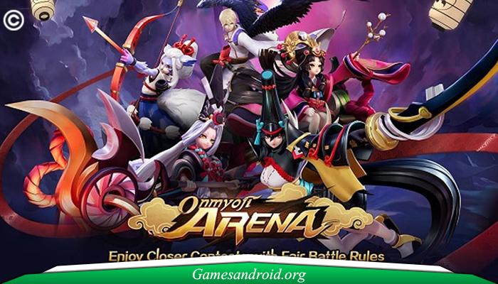 Games Android Onmyoji Arena