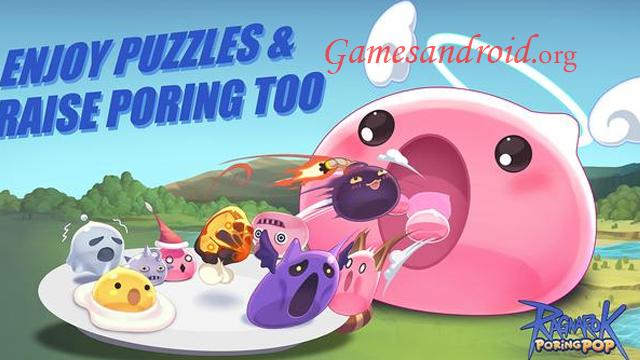 Game Online Poring Pop