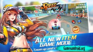 Game Speed Drifters