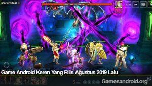 Game Android Keren Yang Rilis Agustus 2019 Lalu