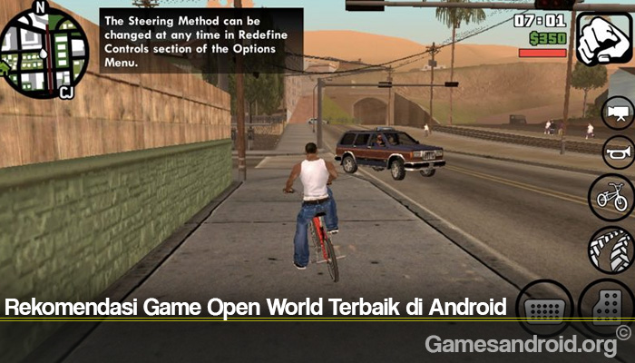 Rekomendasi Game Open World Terbaik di Android