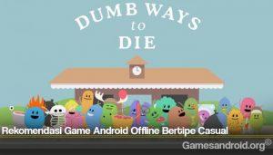 Rekomendasi Game Android Offline Bertipe Casual