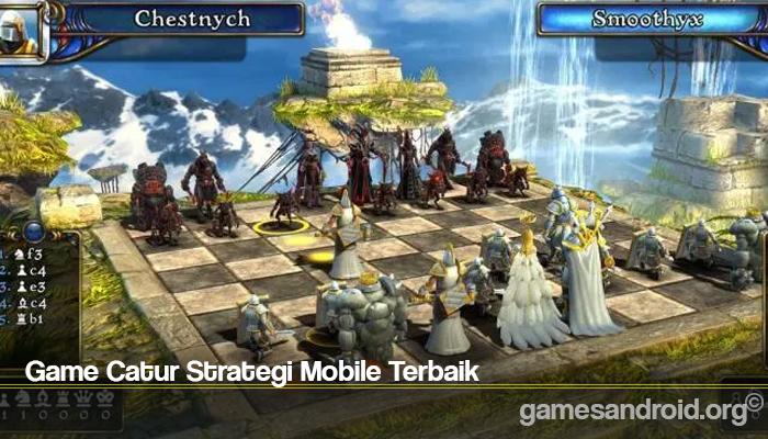 Game Catur Strategi Mobile Terbaik