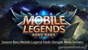 Season Baru Mobile Legend Hadir Dengan Meta Terbaru